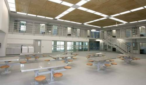 One of the units within Mt Eden Corrections Facility