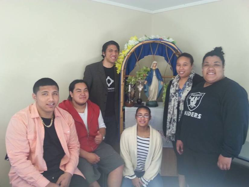 Leaders of the Legion of Mary based in South Auckland