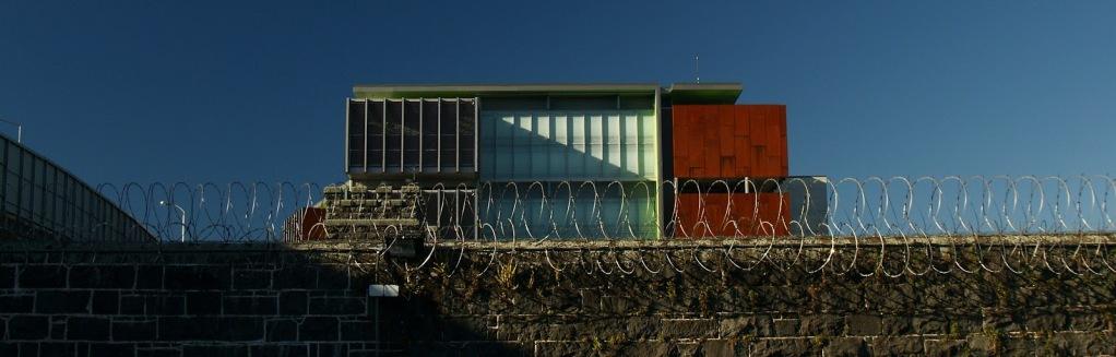 Mt Eden Corrections Facility Exterior