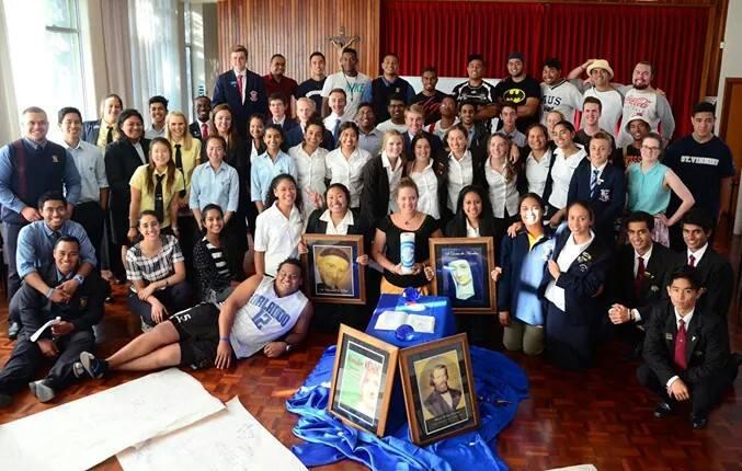 Auckland Vinnies Secondary Schools Council 2015