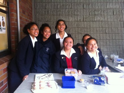St Mary's College Vinnies fundraise for upcoming cook-up at Ronald McDonald House