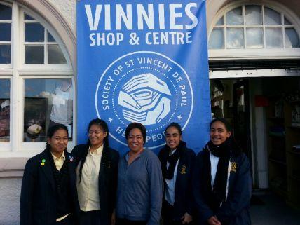 Marist College Vinnies