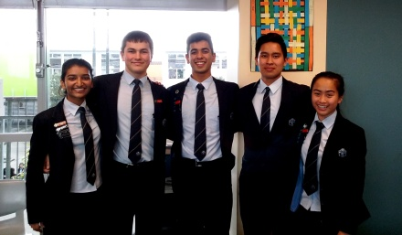 Sancta Maria College Vinnies Leaders