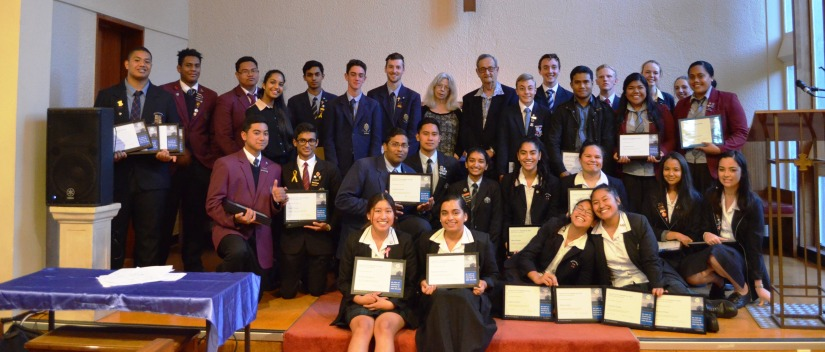 Vinnies Youth Leaders 2015